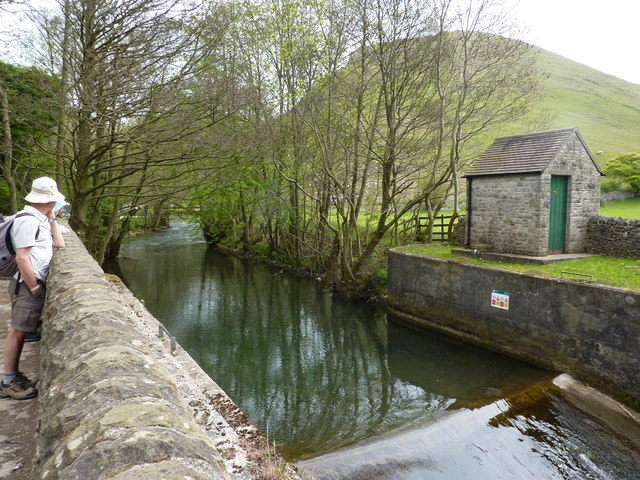 Izaak Walton Gauging Station