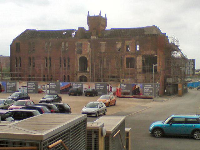 Former Ancoats Hospital, Mill Street