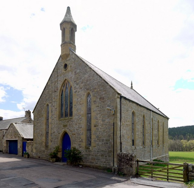 Former Presbyterian Church, Harbottle