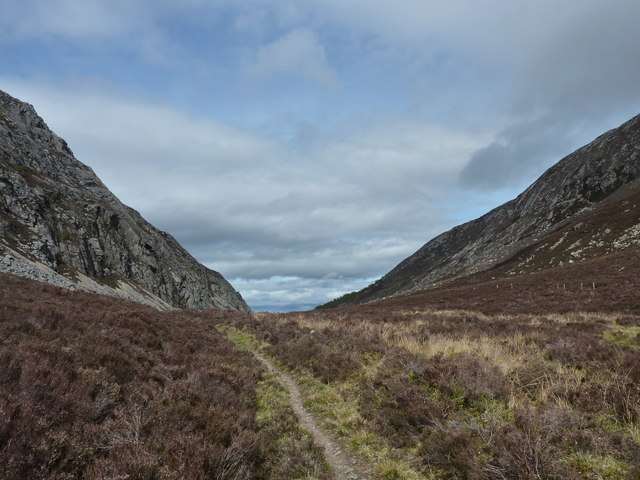 Path through Conagleann
