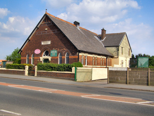 Little Hulton Wesleyan Chapel