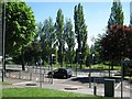 SP0894 : Finchley Park, Kings Road, Kingstanding by Michael Westley