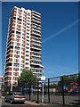 TQ3579 : Columbia Point, Rotherhithe by Stephen Craven