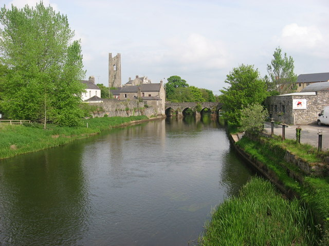 Boyne and bridge at Trim