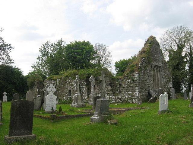 St. Brigid's Church, Moymet