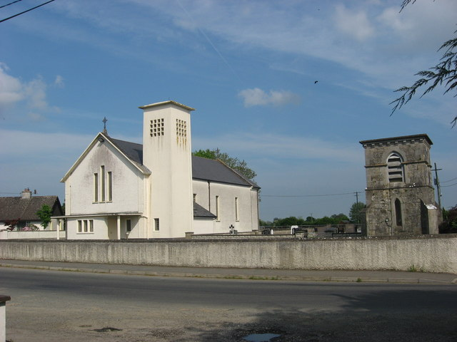Church at Kilbride, Trim