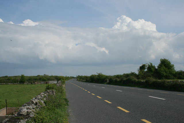 The R446, County Galway
