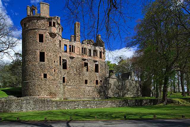 Huntly Castle  U00a9 Mike Searle Cc 2 0    Geograph