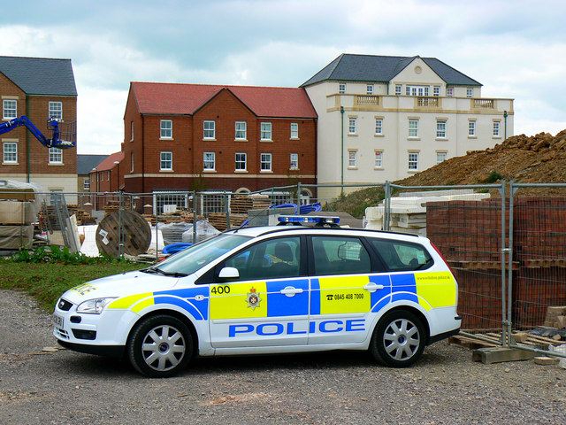 Top Car Models >> Police car, East Wichel, Wichelstowe,... © Brian Robert Marshall cc-by-sa/2.0 :: Geograph ...