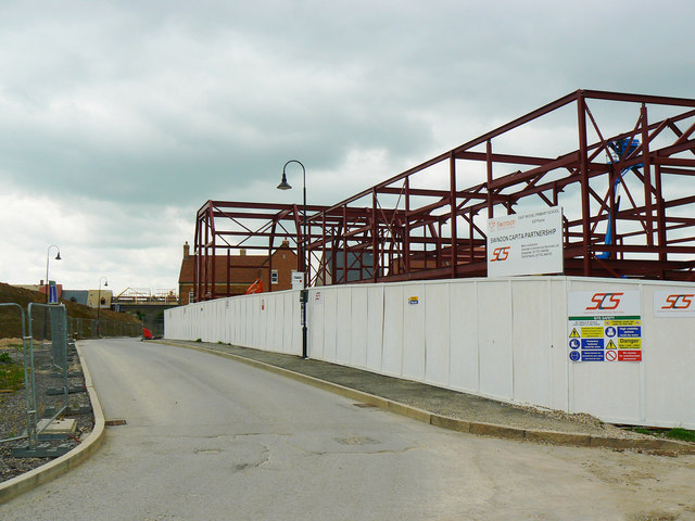 East Wichel Primary School site, Wichelstowe, Swindon