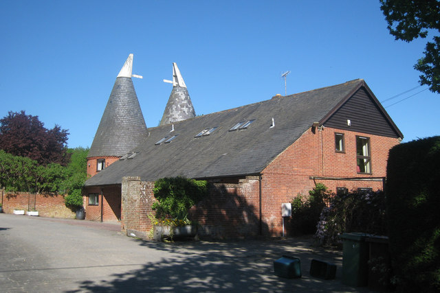 Oast House at Dingleden Farm, Dingleden Lane, Benenden, Kent