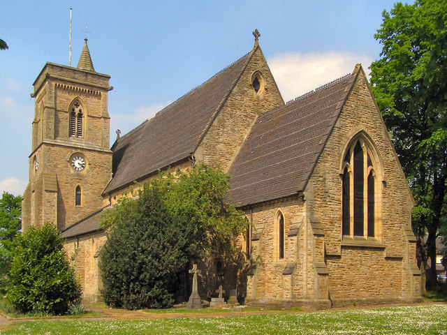 St Paul's Parish Church, Walkden