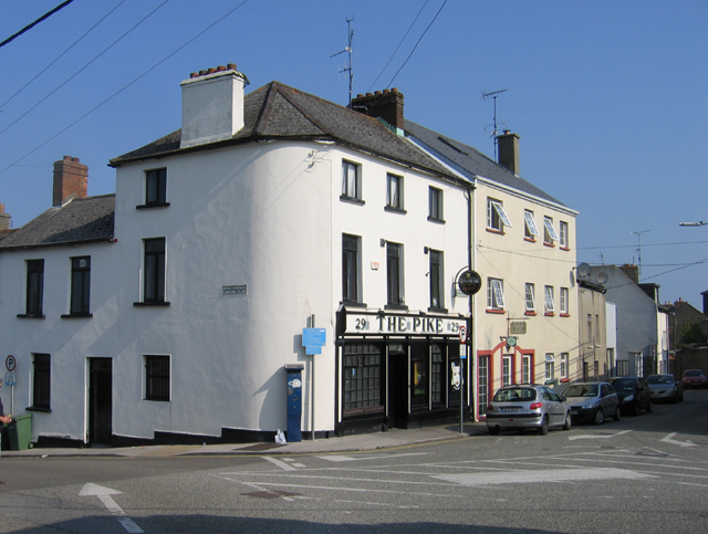 The Pike public house, Wexford
