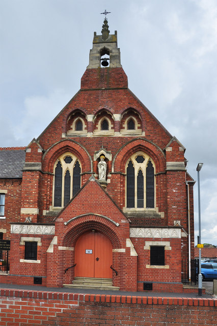 Our Lady of Good Counsel Catholic Church - Sleaford