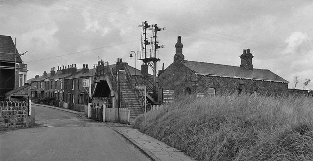 Bradley Fold, for Little Lever, Station