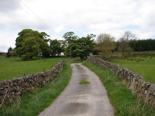 Barmark Farm Track