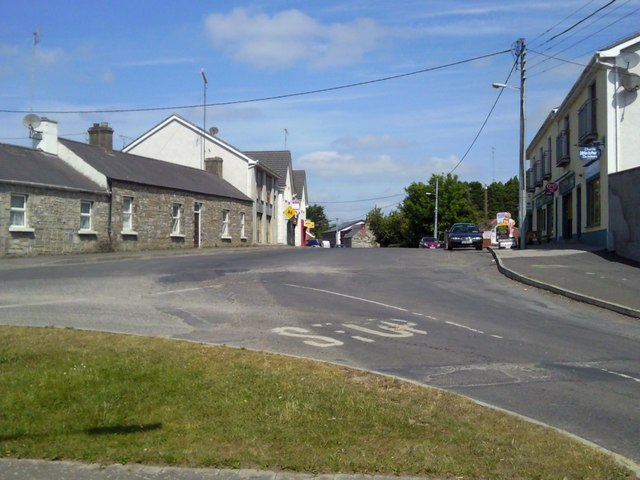 Main Street, Kilmessan, Co Meath