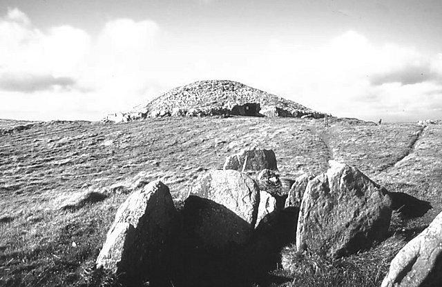 Slieve na Calliagh