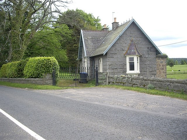 West Lodge, Kemnay House
