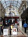 SZ0891 : The Arcade interior - Bournemouth : Week 21