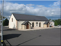 H5401 : St. Michael's Church, Clifferna, Co. Cavan by Kieran Campbell