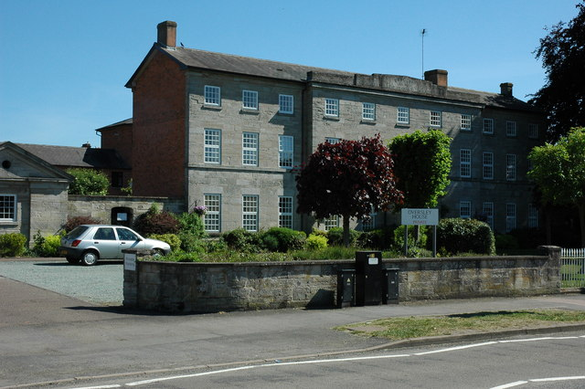 Oversley House, Alcester
