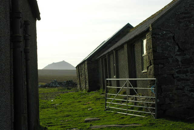 Croft building around Achnaclyth