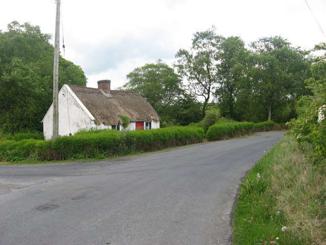 Cottage at Killygrogan, Co. Cavan
