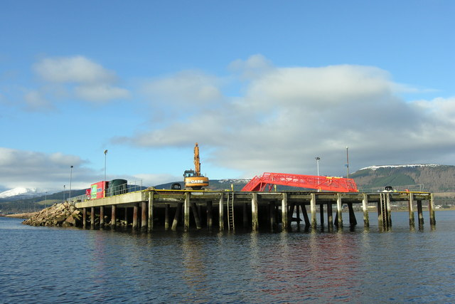 End of the pier, Highland Deephaven