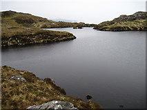 NM5868 : Lochain Beinne Brice by Chris Wimbush
