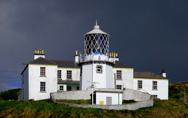The Blackhead lighthouse, Whitehead (3)