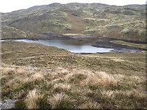 NM5964 : Reservoir near Lochan nan Caorach by Chris Wimbush