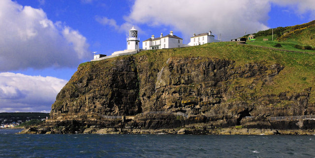 The Blackhead lighthouse, Whitehead (4)