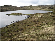 NM6064 : Lochan na Caisil by Chris Wimbush