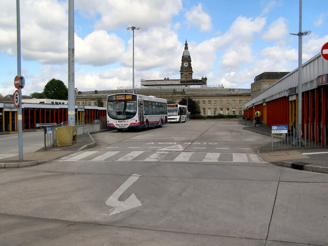 Moor Lane (Bolton) Bus Station