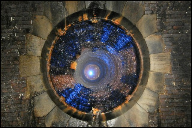 Wheatley Tunnel Air Shaft 169 Philld Geograph Britain And