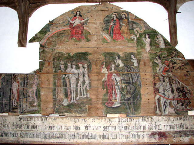 St Peter S Painting