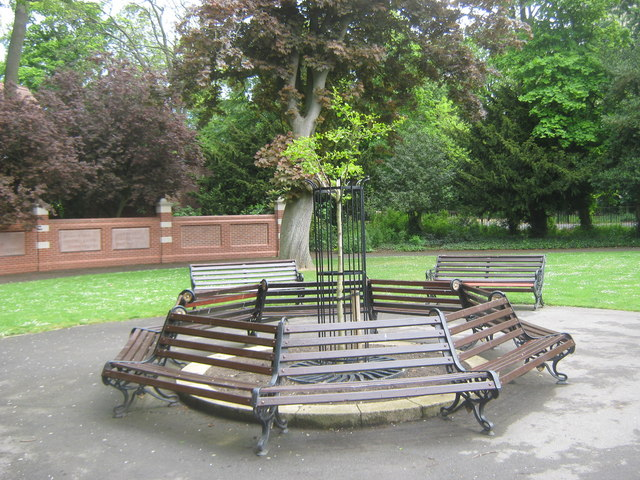 Ward Jackson Park, Hartlepool