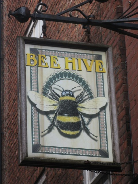 Beehive Hotel, Cloth Market
