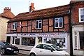 SU6894 : Butchers shop in Watlington by Steve Daniels