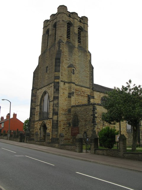 St. Paul's Church, Queens Road