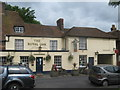 TR0539 : The Royal Oak Public House, Mersham by David Anstiss