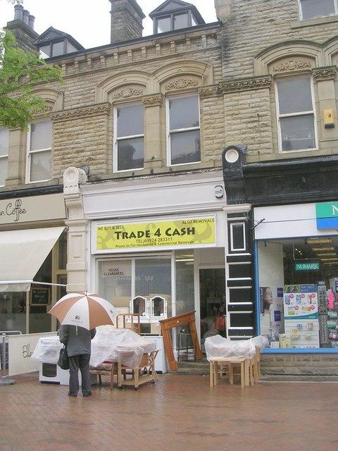 Trade 4 Cash - Station Road