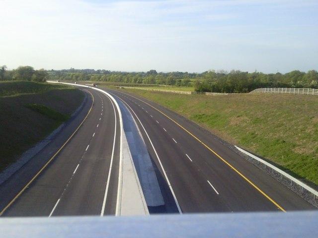 M3 Motorway, Co Meath