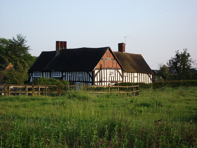 Moat Farm, Hob Lane, Burton Green