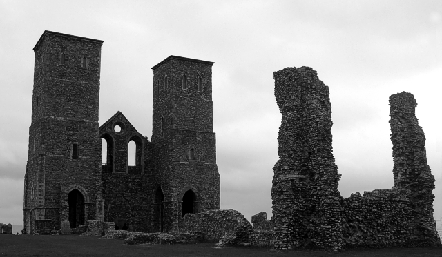 Ruin of St Mary's at Reculver