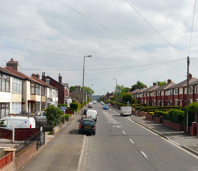 cheetham hill road gerald england geograph britain. Black Bedroom Furniture Sets. Home Design Ideas