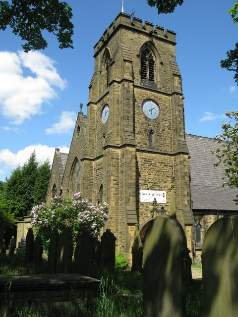 Christ Church, Mount Pellon