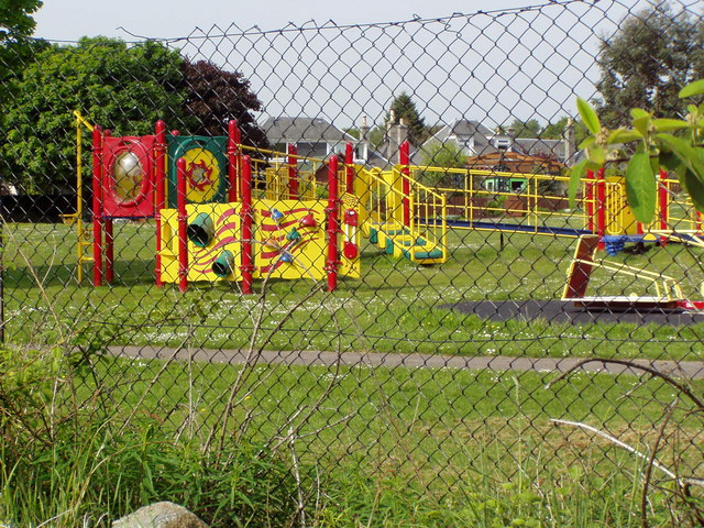 Play equipment from East