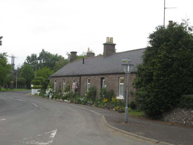 Cottages at Auchenreoch